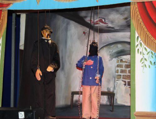 """XLIII FdM_Spettacolo """"Non mi piace il buio. Prigionia e morte di Giuseppe Di Matteo"""", Compagnia Marionettistica popolare siciliana"""