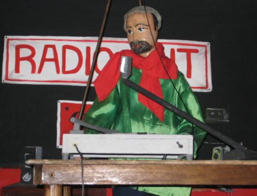 """XLIII FdM_Spettacolo """"Peppino di Cinisi contro la mafia"""", Compagnia Marionettistica popolare siciliana"""